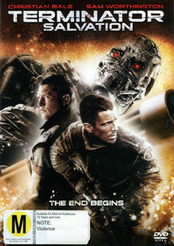 Terminator: Salvation (Single Disc) on DVD