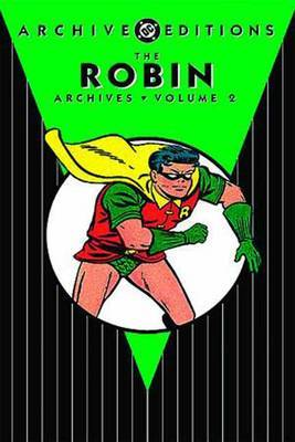 Robin Archives: Vol 02
