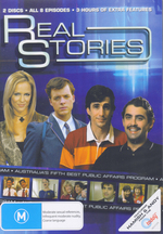 Real Stories (2 Disc Set) on DVD