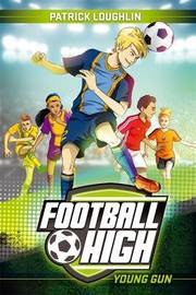 Football High 1 by Patrick Loughlin