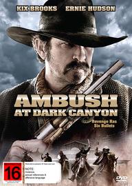 Ambush at Dark Canyon on DVD
