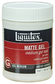 Liquitex: Matte Gel - Medium (237ml)