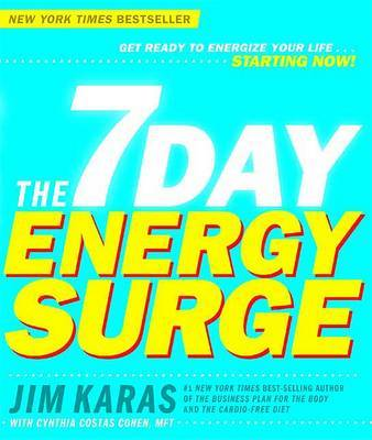 The 7 Day Energy Surge by Jim Karas image
