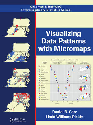 Visualizing Data Patterns with Micromaps by Daniel B. Carr image