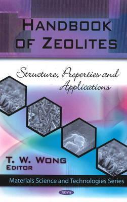 Handbook of Zeolites image