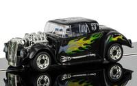 Scalextric: Quick Build Hot Rod - Slot Car