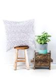 Bambury European Pillowcase (Quartz)