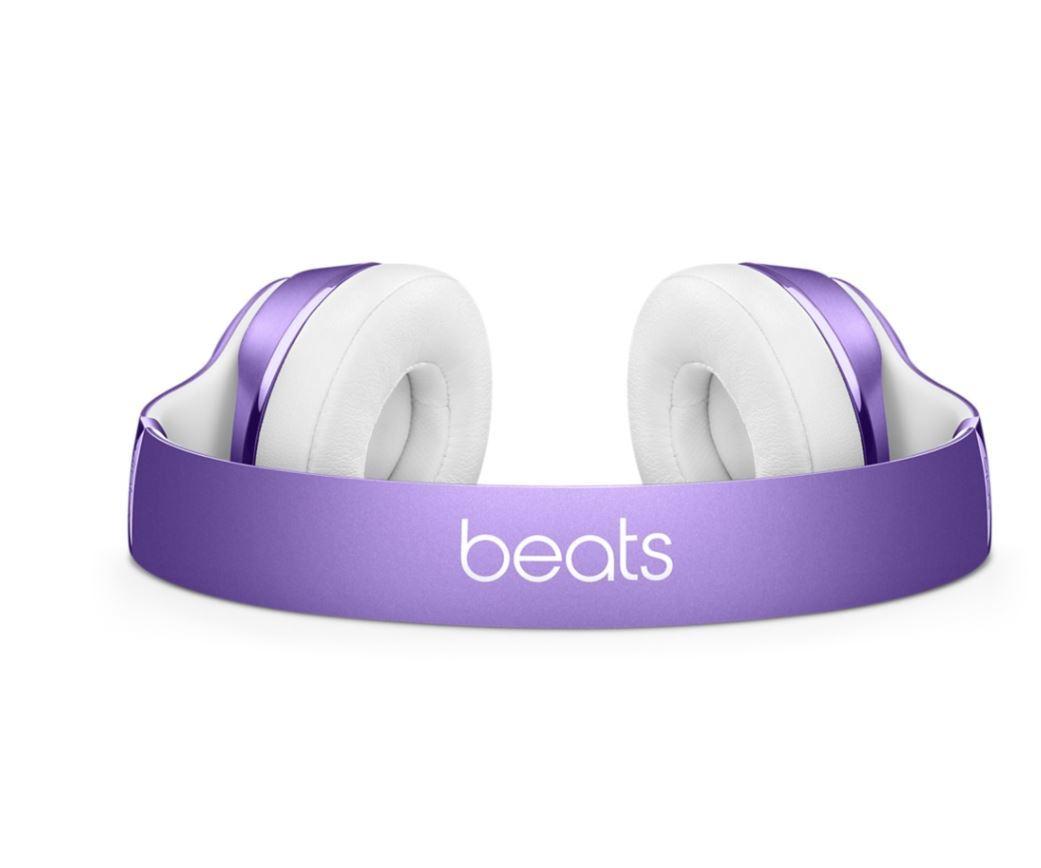 ... Beats by Dre Solo3 Wireless On-Ear Headphones – Ultra Violet image ... d0e3461397