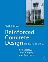 Reinforced Concrete Design by W.H. Mosley image