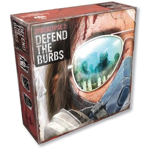 Zpocalypse 2: Defend the Burbs image