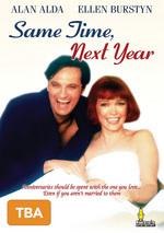 Same Time, Next Year on DVD