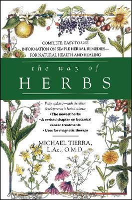 The Way of Herbs by Michael Tierra image
