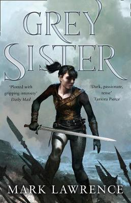 Grey Sister by Mark Lawrence image