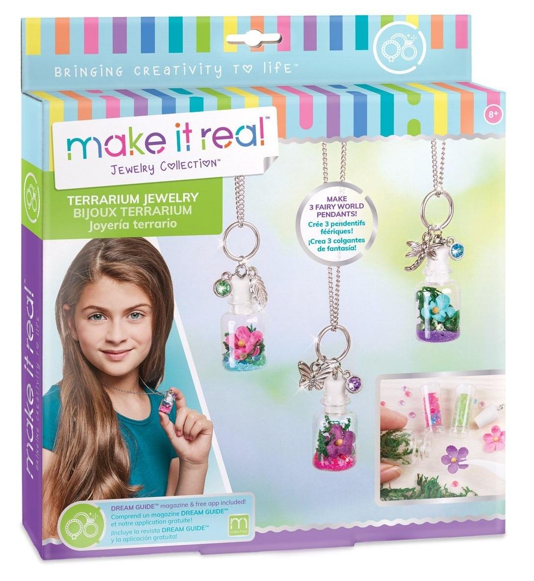 Make It Real: Terrarium Jewellery - Craft Kit image