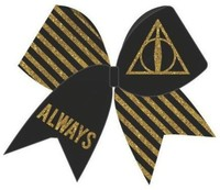 Harry Potter Oversize Cheer Bow Always