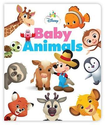 Disney Baby Animals by Disney Book Group