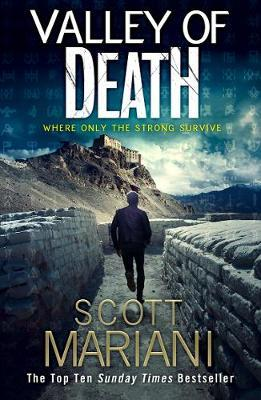 Valley of Death by Scott Mariani image
