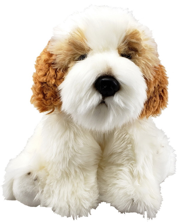 "Antics: Cavachon - 9"" Puppy Plush"