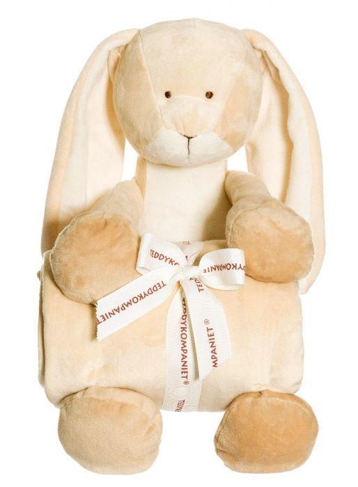 Teddykompaniet: Diinglisar With Blanket - Rabbit