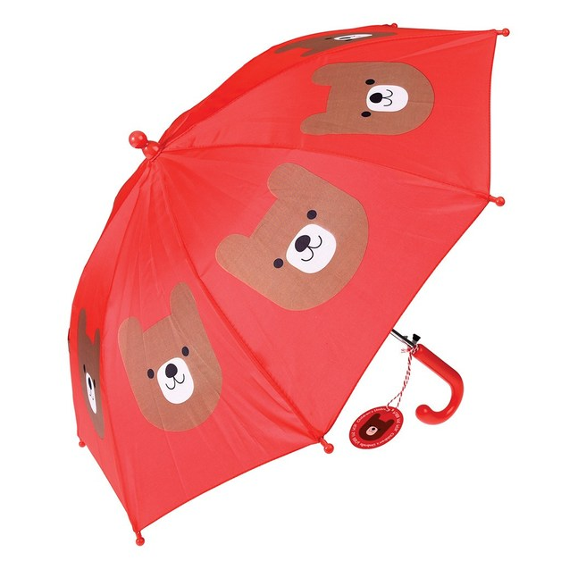 Rex London - Children's Umbrella (Bruno The Bear)