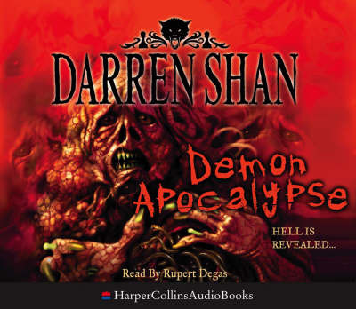 Demon Apocalypse by Darren Shan image