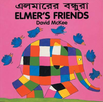 Elmer's Friends by David McKee image