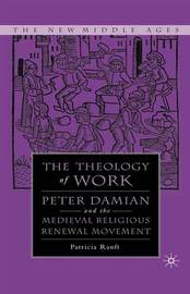Medieval Theology of Work by Patricia Ranft image