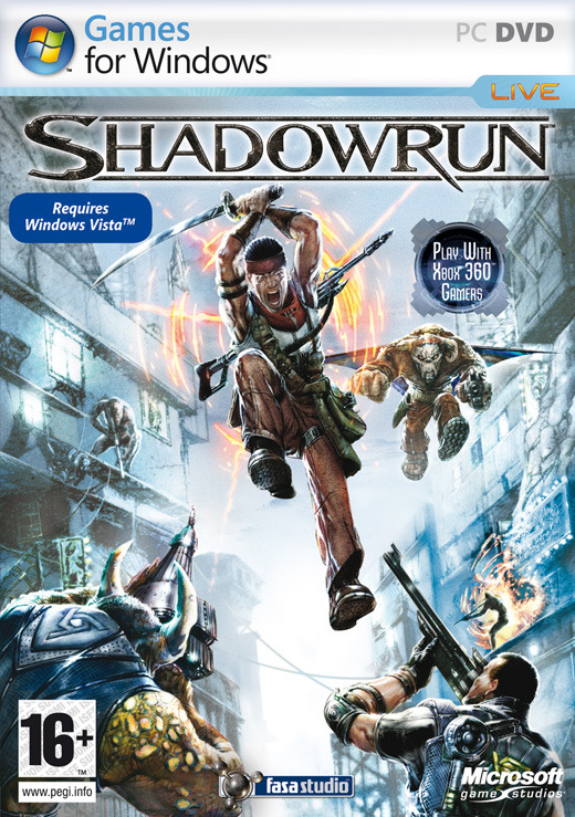 Shadowrun for PC Games