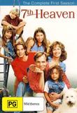 7th Heaven - Complete Season 1 (6 Disc Set) DVD