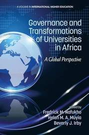 Governance and Transformations of Universities in Africa