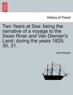 Two Years at Sea by Jane Roberts