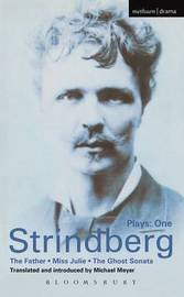 Strindberg Plays: v.1 by August Strindberg image