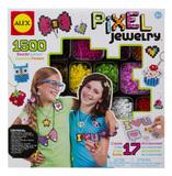 Pixel Jewellery Set - Alex