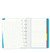 Filofax - A5 Notebook - Aqua image