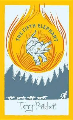 The Fifth Elephant by Terry Pratchett image
