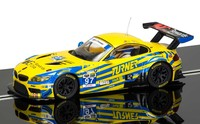 Scalextric BMW Z4 GT3 Daytona 24hr 2015 Slot Car