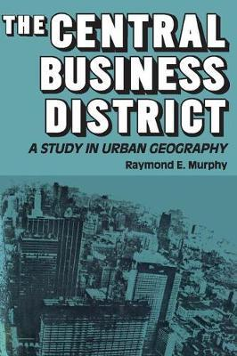 The Central Business District by Raymond Edward Murphy image
