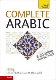 Teach Yourself Complete Arabic: Audio Support by Frances Altorfer image