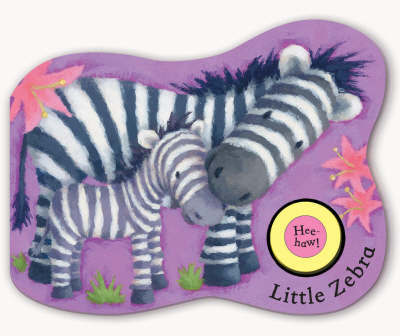 Noisy Jungle Babies: Little Zebra