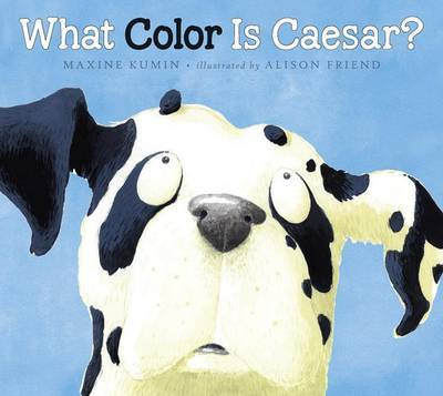 What Color Is Caesar? by Maxine Kumin image