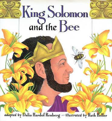 King Solomon and the Bee by Dalia Hardof Renberg image