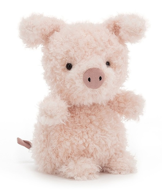"Jellycat: Little Piglet - 7"" Plush"