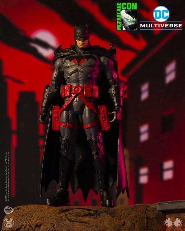 """DC Multiverse: Flashpoint Batman - 7"""" Action Figure"""