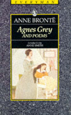 Agnes Grey and Poems by Anne Bronte image