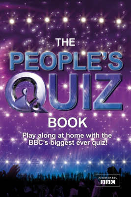 The People's Quiz Book 2007 by Fever Media image