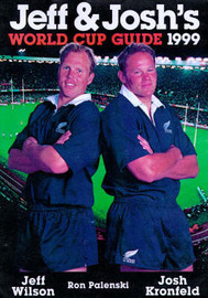 Jeff & Josh's World Cup Guide 1999 by Jeff Wilson image
