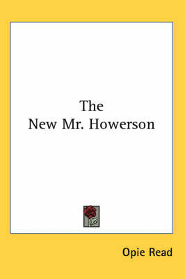 The New Mr. Howerson by Opie Read image