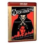 V For Vendetta on HD DVD