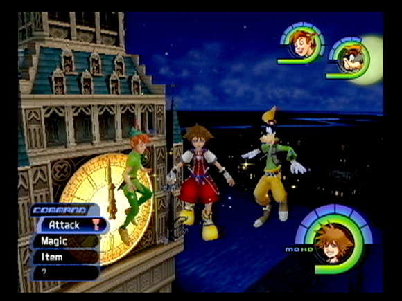 Kingdom Hearts (Platinum) for PS2 image