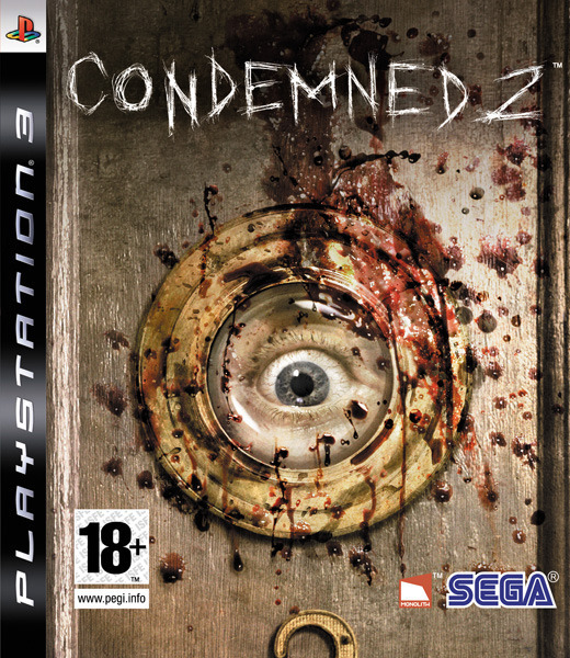 Condemned 2 for PS3